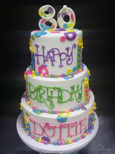hannah maries bakery birthday cakes